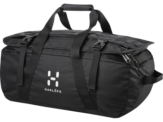 Haglöfs Cargo 60 Duffel Bag true black/true black
